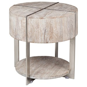 Classic Home Desmond End Table