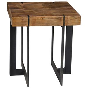 Classic Home Erikson End Table 22""