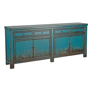 Classic Home Libbit Blue Sideboard