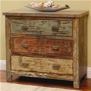Awesome Multi Colored Reclaimed Wood Furniture Classic Home Vintage Reclaimed Wood Multi  Color 3 Drawer