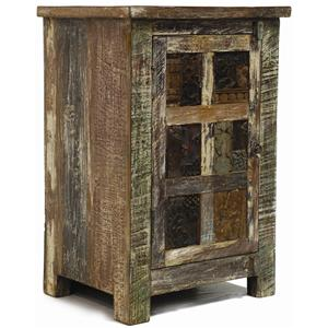 classic home furniture reclaimed wood. Night Stands By Classic Home. Reclaimed Wood Home Furniture
