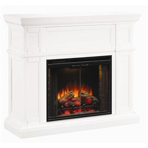 Morris Home Furnishings Artesian Fireplace
