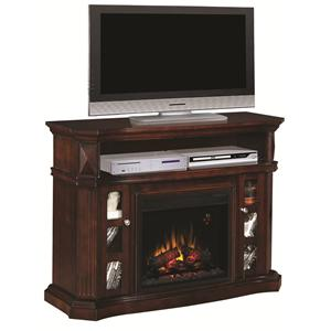 "Morris Home Furnishings Bellemeade 23"" Media Mantel"