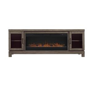 Morris Home Blairsden Blairsden 2-Piece Entertainment Mantel w/Fir
