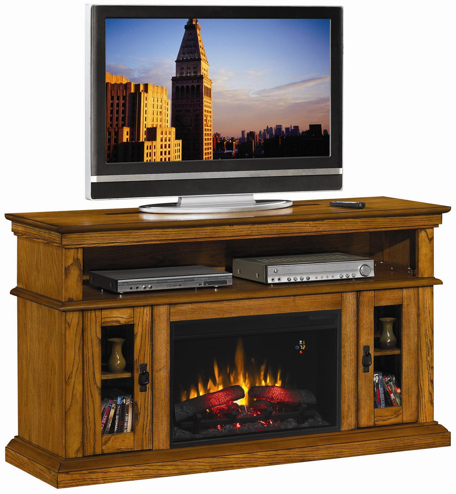 ClassicFlame Brookfield Brookfield Electric Fireplace - Item Number: 26MM2209-O107