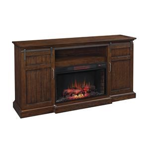 Morris Home Capella Capella Fireplace Console