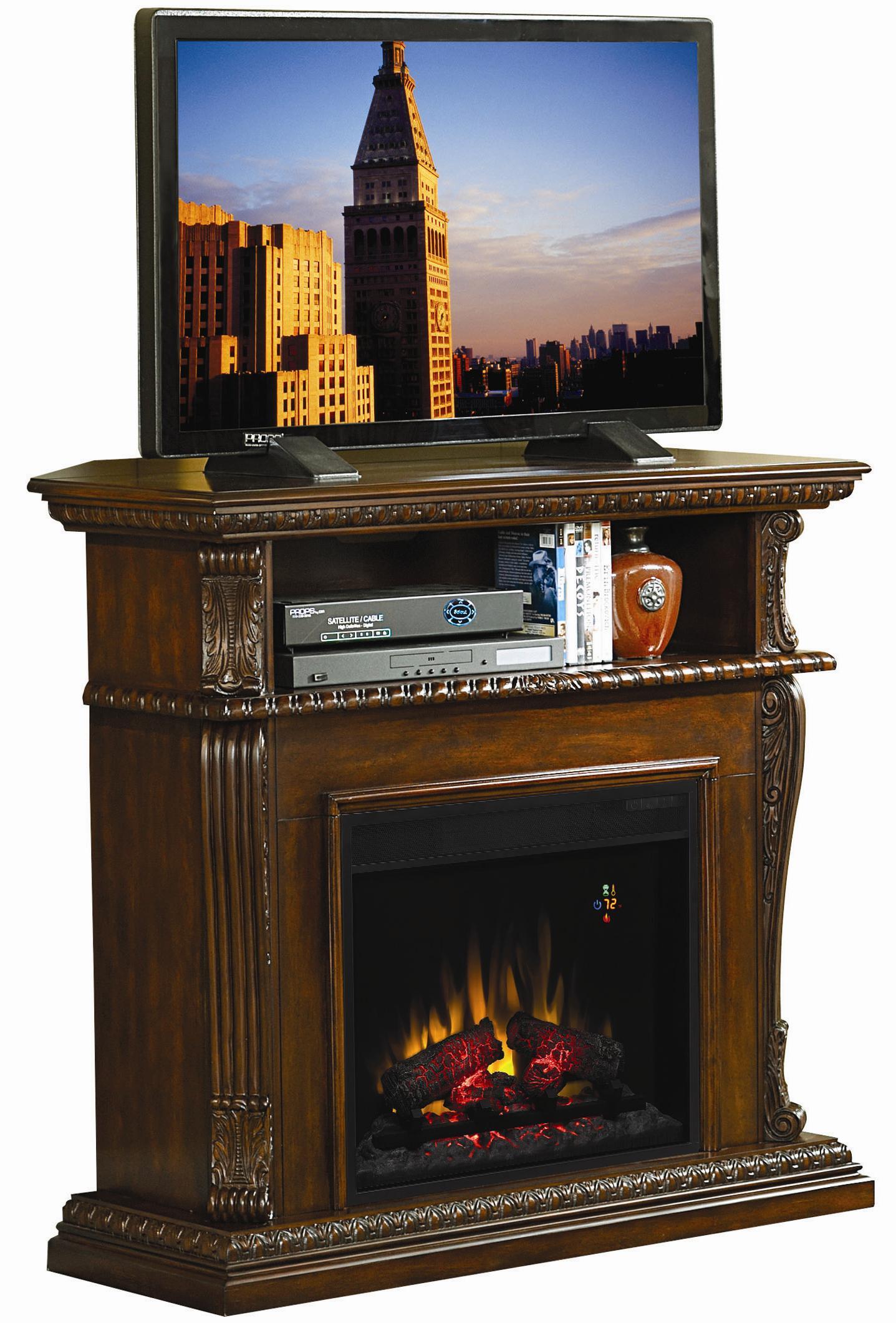 ClassicFlame Corinth  Corinth Electric Fireplace - Item Number: 23DE1447-C233