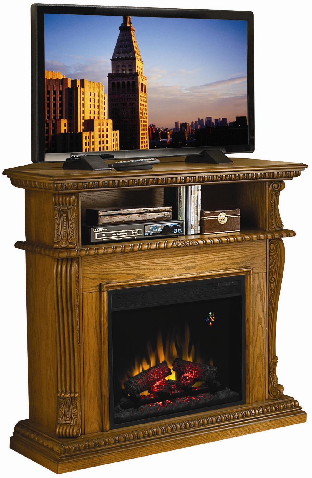 ClassicFlame Corinth  Corinth Electric Fireplace - Item Number: 23DE1447-O107