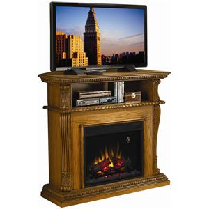 ClassicFlame Corinth  Corinth Electric Fireplace