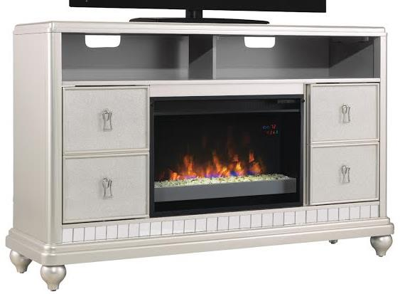 Morris Home South Beach South Beach TV Stand - Item Number: 26MM7801-T415
