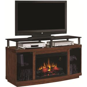 Morris Home Furnishings Drew Drew Electric Fireplace