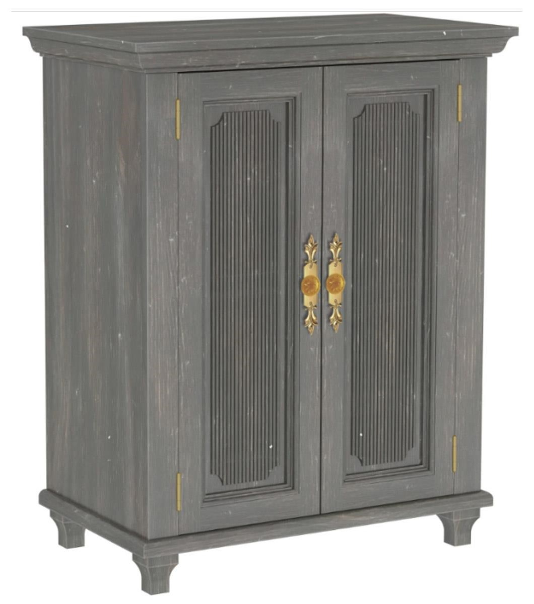 Eden Eden Fireplace Accent Cabinet by ClassicFlame at Morris Home