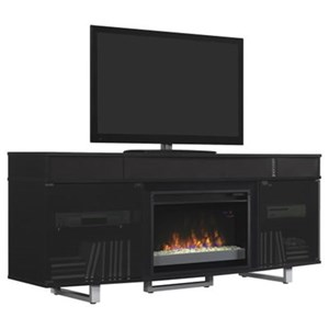 "72"" Fireplace Media Mantel"