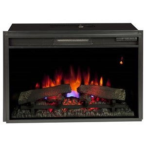 "26"" Fireplace Electric Insert"
