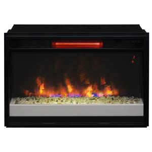"ClassicFlame Fireplace Inserts 26"" Spectrafire+ Electric Insert"