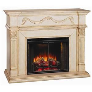 ClassicFlame Gossamer Fireplace
