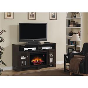 Fireplace Media Mantel