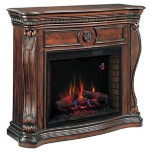 "55"" Wall Mantel"