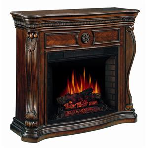"ClassicFlame Lexington 55"" Wall Mantel"
