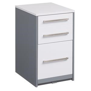 Rize File Cabinet with Power