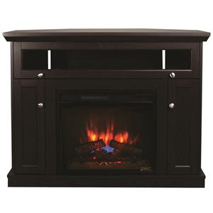 Morris Home Windsor Dacula 2 Piece Fireplace with Insert
