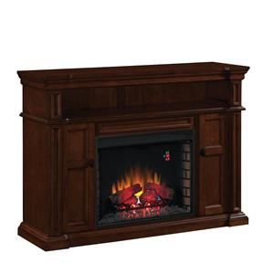 ClassicFlame Wyatt Fireplace TV Console Mantel