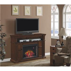 Morris Home Ithaca Ithaca 2pc Fireplace w/Insert