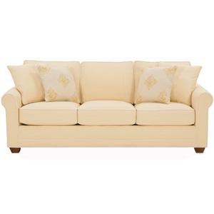 Awesome Clayton Marcus 1003 Stationary Sofa