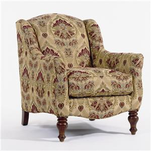 Clayton Marcus 3471 Upholstered Arm Chair