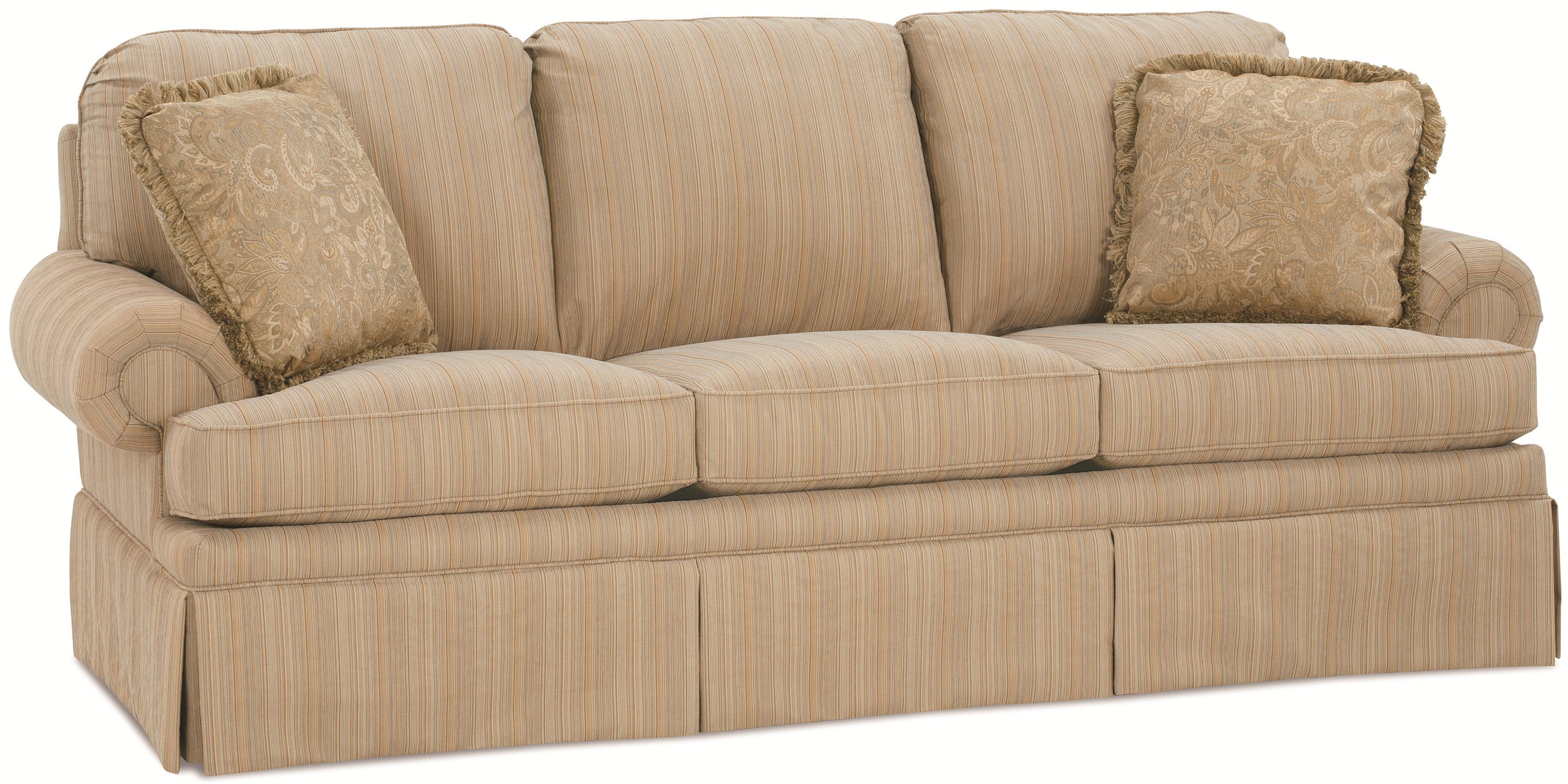 Clayton Marcus 3189 87 Semi Attached Back Traditional Sofa Ahfa Accent Sofas Dealer Locator