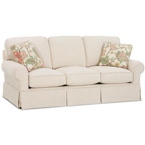 Clayton Marcus Montauk 3229 82 Stationary Sofa