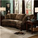 Clayton Marcus Colbert Conversation Sofa with Turned Feet - 3790-02