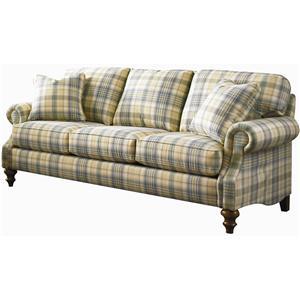 Genial Clayton Marcus Madalyn Stationary Sofa