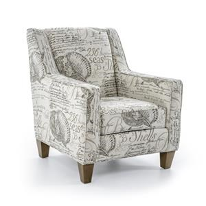CMI Classic Chair Accents Club Chair