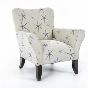 CMI Classic Chair Accents Accent Chair