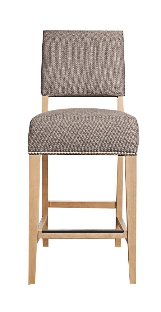 "Darla 24"" Upholstered Bar Stool"