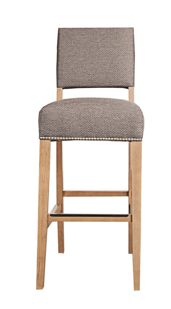 "Darla 30"" Upholstered Bar Stool"