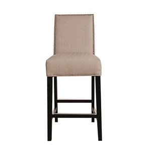 "CMI Delilah Delilah 24"" Upholstered Bar Stool"