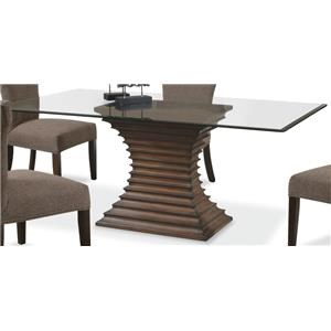 CMI Fontana 2 Piece Table