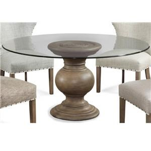 CMI Glendora 54 2 Piece Dining Table