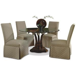 CMI Ledo 5 Piece Chair And Table Set