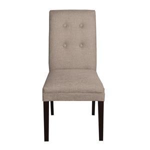 CMI Molly Molly 4 Button Parson Chair