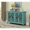 Coast to Coast Furnishings 1027 Four Door Credenza - Item Number: 10272