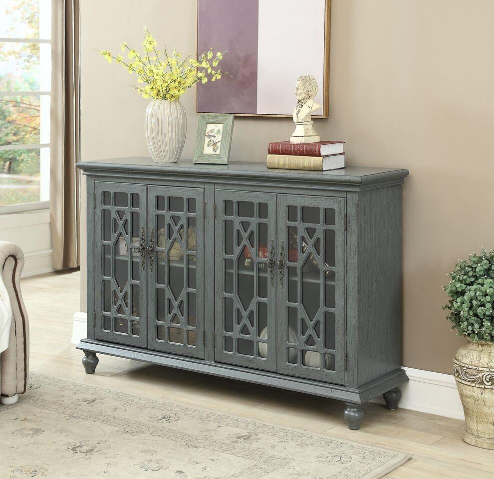 Coast to Coast Furnishings 1027 Four Door Credenza - Item Number: 10273