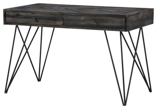 36620 Gray Writting desk by Coast to Coast Furnishings at Furniture Fair - North Carolina