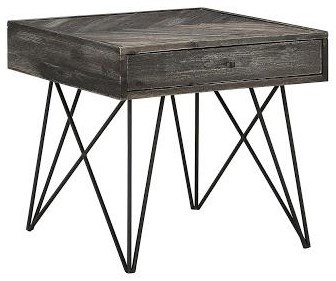 36620 1 Drawer End Table by Coast to Coast Furnishings at Furniture Fair - North Carolina
