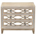 Coast to Coast Imports 40220 3-Drawer Chest - Item Number: 40221