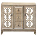 Coast to Coast Imports 40220 2-Door 3-Drawer Credenza - Item Number: 40222