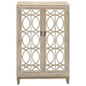 Coast to Coast Imports 40220 2-Door Tall Cabinet - Item Number: 40225