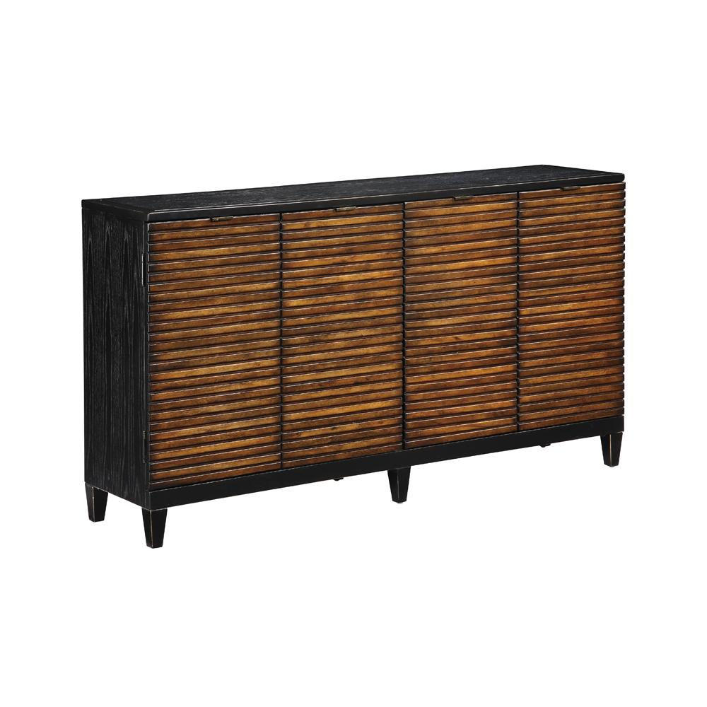 Coast to Coast Imports Accents by Andy Stein Credenza - Media Console - Item Number: 14026